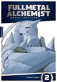 Fullmetal Alchemist – Metal Edition 2