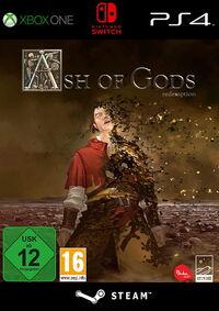 Ash of Gods: Redemption - Klickt hier für die große Abbildung zur Rezension
