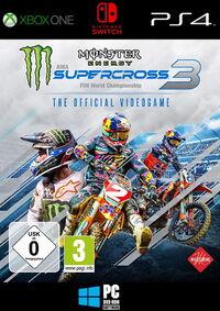 Monster Energy Supercross - The Official Videogame 3 - Klickt hier für die große Abbildung zur Rezension