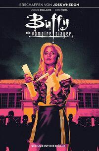 Buffy the Vampire-Slayer 1: Schule ist die Hölle - Klickt hier für die große Abbildung zur Rezension