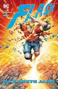 Flash – Das erste Jahr - Klickt hier für die große Abbildung zur Rezension