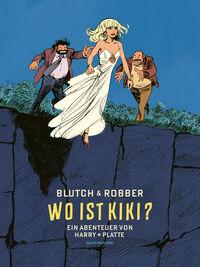 Wo ist Kiki? - Ein Abenteuer von Harry und Platte - Klickt hier für die große Abbildung zur Rezension