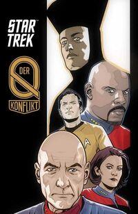 Star Trek: Der Q-Konflikt  - Klickt hier für die große Abbildung zur Rezension
