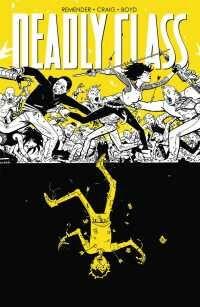 Deadly Class 4: Stirb für mich - Klickt hier für die große Abbildung zur Rezension