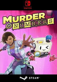 Murder by Numbers - Klickt hier für die große Abbildung zur Rezension