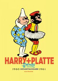 Harry und Platte Gesamtausgabe  – 1960 - 1961  - Klickt hier für die große Abbildung zur Rezension
