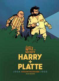 Harry und Platte Gesamtausgabe  – 1964 - 1965  - Klickt hier für die große Abbildung zur Rezension