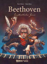 Beethoven: Unsterbliches Genie - Klickt hier für die große Abbildung zur Rezension