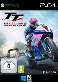 Splashgames: TT Isle of Man - Ride on the Edge 2
