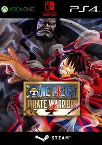One Piece: Pirate Warriors 4 - Klickt hier für die große Abbildung zur Rezension