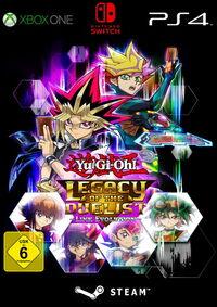 Yu-Gi-Oh! Legacy of the Duelist: Link Evolution - Klickt hier für die große Abbildung zur Rezension