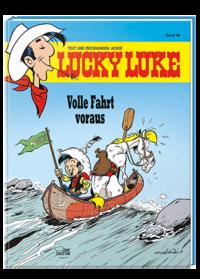 Lucky Luke 98 - Klickt hier für die große Abbildung zur Rezension