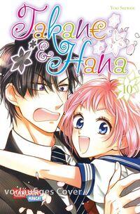 Takane & Hana 10 - Klickt hier für die große Abbildung zur Rezension