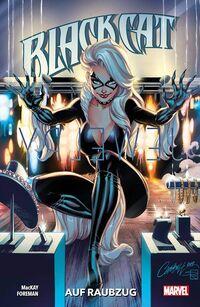 Black Cat 1: Auf Raubzug  - Klickt hier für die große Abbildung zur Rezension