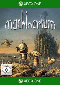 Machinarium - Klickt hier für die große Abbildung zur Rezension