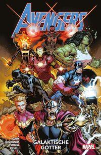 Avengers 1: Galaktische Götter - Klickt hier für die große Abbildung zur Rezension