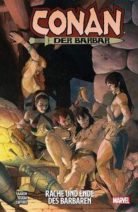Conan der Barbar 2: Rache und Ende des Barbaren - Klickt hier für die große Abbildung zur Rezension