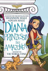 Diana: Prinzessin der Amazonen - Klickt hier für die große Abbildung zur Rezension