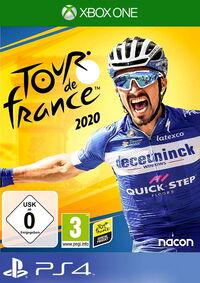 Tour de France 2020 - Klickt hier für die große Abbildung zur Rezension