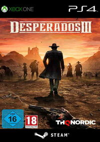 Desperados 3 - Klickt hier für die große Abbildung zur Rezension