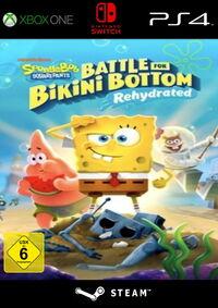 Spongebob Schwammkopf: Battle for Bikini Bottom - Rehydrated - Klickt hier für die große Abbildung zur Rezension