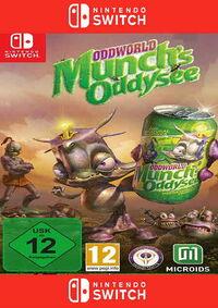 Oddworld: Munch's Oddysee - Klickt hier für die große Abbildung zur Rezension