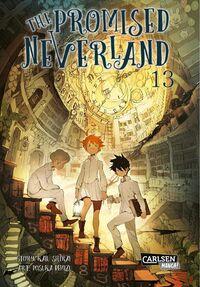 The Promised Neverland 13 - Klickt hier für die große Abbildung zur Rezension