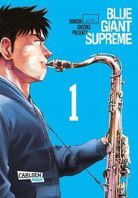 Blue Giant Supreme 1 - Klickt hier für die große Abbildung zur Rezension