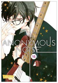 Anonymous Noise 15 - Klickt hier für die große Abbildung zur Rezension