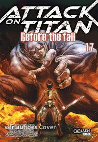 Attack on Titan – Before the Fall 17 - Klickt hier für die große Abbildung zur Rezension