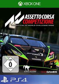 Assetto Corsa Competizione - Klickt hier für die große Abbildung zur Rezension