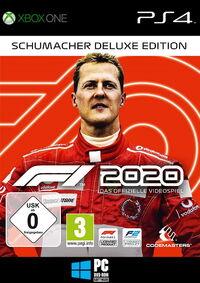 F1 2020 - Klickt hier für die große Abbildung zur Rezension