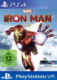 Marvel's Iron Man VR - Klickt hier für die große Abbildung zur Rezension