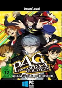 Persona 4 Golden Digital Deluxe Edition (PC) - Klickt hier für die große Abbildung zur Rezension