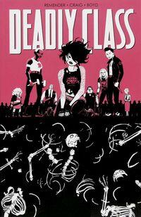 Deadly Class 5: Karussell - Klickt hier für die große Abbildung zur Rezension