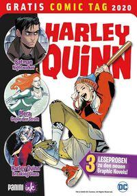 Harley Quinn – Gratis Comic Tag 2020  - Klickt hier für die große Abbildung zur Rezension