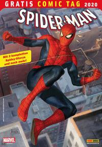 Spider-Man – Gratis Comic Tag 2020  - Klickt hier für die große Abbildung zur Rezension