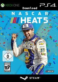 NASCAR Heat 5 - Klickt hier für die große Abbildung zur Rezension