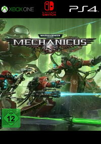 Warhammer 40.000: Mechanicus - Klickt hier für die große Abbildung zur Rezension