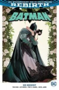 Batman 7: Die Hochzeit - Klickt hier für die große Abbildung zur Rezension