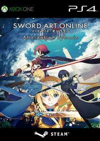 Sword Art Online: Alicization Lycoris - Klickt hier für die große Abbildung zur Rezension
