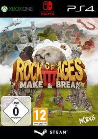 Rock of Ages III: Make & Break - Klickt hier für die große Abbildung zur Rezension