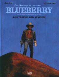 Eine Hommage an Leutnant Blueberry 1 - Klickt hier für die große Abbildung zur Rezension