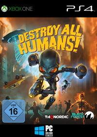 Destroy All Humans! (Remake)