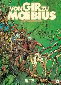 Von Gir zu Moebius – Der Smaragdsee - Klickt hier für die große Abbildung zur Rezension