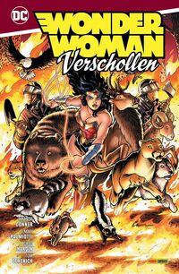 Wonder Woman: Verschollen  - Klickt hier für die große Abbildung zur Rezension
