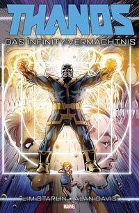 Thanos – Das Infinity-Vermächtnis - Klickt hier für die große Abbildung zur Rezension