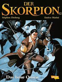 Der Skorpion – 12 - Klickt hier für die große Abbildung zur Rezension