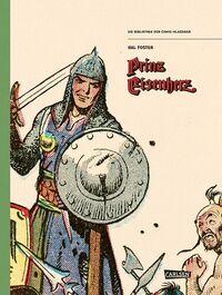 Die Bibliothek der Comic-Klassiker: Prinz Eisenherz - Klickt hier für die große Abbildung zur Rezension
