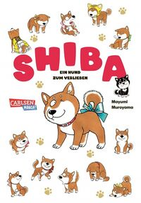 Shiba – Ein Hund zum Verlieben - Klickt hier für die große Abbildung zur Rezension